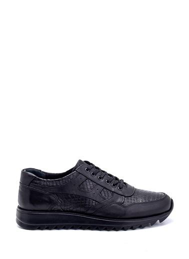 Derimod Erkek Ayakkabı(2017) Sneaker Siyah